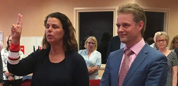 Coalitie VVD, CDA, GB en PvdA officieel van start