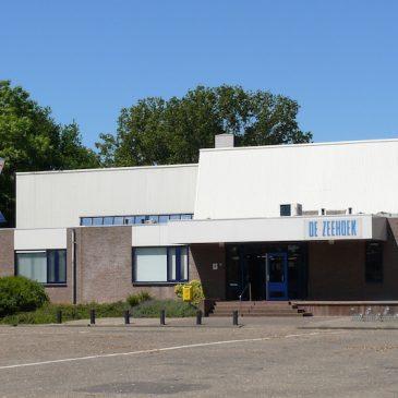 VVD blij met nieuwbouw Zeehoek, maar teleurgesteld voor tennisvereniging de Kaag