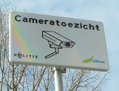 VVD steunt cameratoezicht