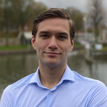 VVD Medemblik verwelkomt nieuw commissielid Sjors Heestermans
