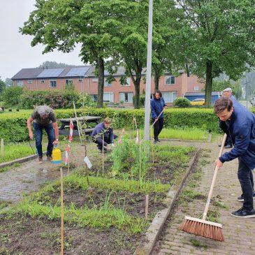 VVD Medemblik helpt mee bij Sorghvliet